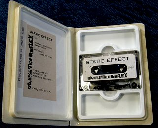 """Static Effect's 1990 release, """"Siamese Twin Reflex"""""""