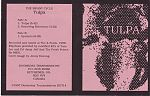 """Tulpa"" by The Infant Cycle on Doomsday Transmissions tapes from 1997."