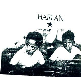Harlan front
