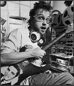 R. Stevie Moore in the 1980's.