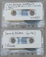 A couple of Minoy tapes from Mike Honeycut's collection.