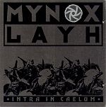 Mynox Layh, a dark industrial style band released this LP on SDV Tontrager in 1991.Later re-released on CD.