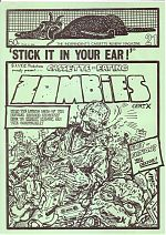 Stick It In Your Ear zine #21