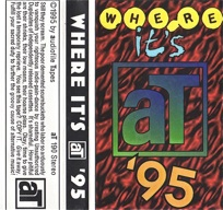 Various Artists  Where It's aT '95  1995