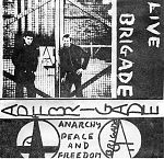 The APF Brigade live. An early project of Andy Xport, who later had the group, Man's Hate ( and still going strong with solo recordings)