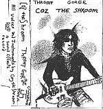 Coz The Shroom , early tape cover