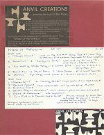 "Ken Moore ""Anvil Creations"" tape cover"