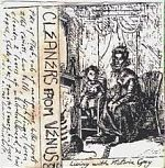 "Cleaners From Venus ""Living With Victoria Grey"" cassette."