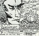 "Wallmen, ""Not A Good Day"", cassette cover."