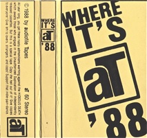 Various Artists  Where It's aT '88  1988