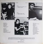 The Nightcrawlers  back cover record album