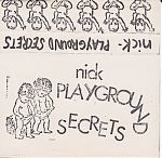 "Nick, ""Playground Secrets"", 1986"