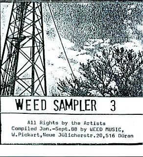 weed sampler no. 3