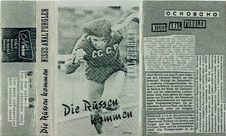 Nisis Anal Furgkler, Die Russen Kommen