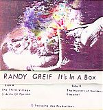 Southern California soundscape artist Randy Greif made many interesting cassettes, a couple LPs and continues today with his Swinging Axe label.