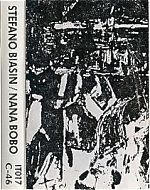 Italian artist ( and I believe cellist) Stefano Baisin offered this tape of moody instrumentals