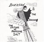 Above, his 2003 CD ( released on my own Lonely Whistle label) by Buzzsaw and The Shavings, was a live recording from KUCR in Riverside.