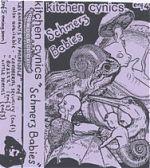 "his 1990 cassette, ""Schmerz Babies""."