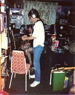 Wes Johnson of Arizona, in the studio with Fred North.