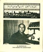 The first issue of Electronic Cottage had a feature on Al Margolis.