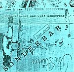 "Above,1990 cassette by German musician, Don Stander ""Das Gute Sonderbar""."