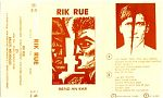 Rik Rue's tape was one of the first that I got from Australia. A wonderfully woven tapestry of sound collage, meticulously edited and executed.