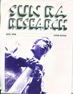 Sun Ra Research
