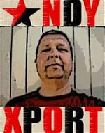 British home recording producer, Andy Xport.