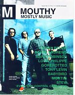 Mouthy was the magazine Ian published after AUTOreverse.