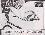 Cassette by Chip Handy and Ron Linton recorded on Halloween, 1990 or 1991