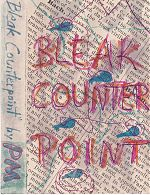 """""""Bleak Counterpoint"""" was a collaboration between Minoy and east coast electronics musician David Prescott. This one came out in 1987."""