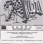 "1997 cassette by Bret Hart ""Kudzu""."
