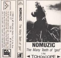 Nomuzic  The Many Teeth Of 'god'  1990