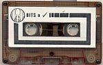 Bits, cassette shell, UK cassette release