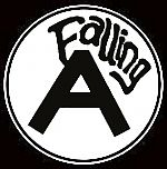 Logo for Falling A Records.The UK.