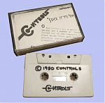 """Controls, """"Sock It To Em Dave"""" cassette from The UK."""