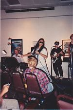 Jay did vocals for the band VCM, also with Brian Albug ( mixing), Chris Martin ( bass), Jim Wyman ( lead guitar and Ron Yamamoto ( drums).