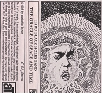 Thru Black Holes Band  The Oracle OF Space And Time  1993