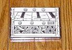 Ken Moore  various tape covers.