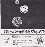 """Oliver Squash """"Wastecoat"""""""