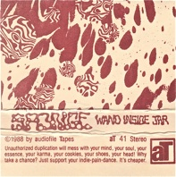 Sponge  Wand Inside Jar  1988