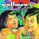 """Wallmen, """"Electronic Entertainment System"""", tape cover."""