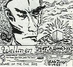 """Wallmen, """"Not A Good Day"""", cassette cover."""