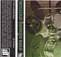 Wlliam Hooker  Solo  1997