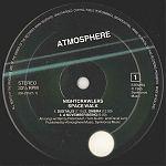 "The Nightcrawlers ""Spacewalk"" record label"