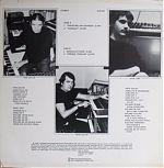 The Nightcrawlers  back cover record album