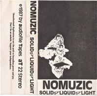 Nomuzic  Solid Liquid Light  1987