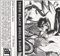 Thru Black Holes Band  self titled  1994