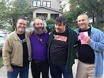 Jeff Chenault, Al Margolis, Carl Howard, Jerry Kranitz