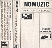 Nomuzic  News You Can Choose  1991